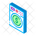 Banknote Business Cash Icon