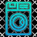 Washing Machine Laundry Machine Macine Icon