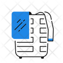 Laundry Basket Clothes Icon