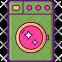 Laundry Washing Machine Washer Icon