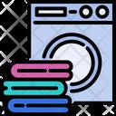 Laundry Washing Machine Machine Icon