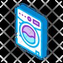 Laundry Machine Service Icon