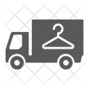 Laundry Service Delivery Icon