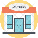 Laundry Building Small Icon