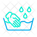 Clean Cleaning Laundry Icon