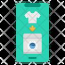 Laundry App Phone Icon