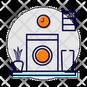 Laundry Area Icon