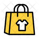 Laundry Bag Clothes Icon