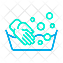 Laundry Bubble Icon