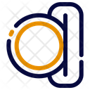 Laundry Coin Icon