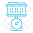 Laundry Scale Icon