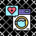 Laundry Service Icon