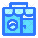 Laundry Shop Icon