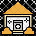 Laundry Store Icon