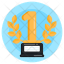 Laurel Wreath Honor Prize Icon