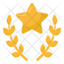 Laurel Wreath Honour Icon