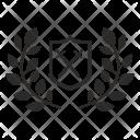 Laurel Sword Branch Icon