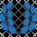 Laurel Wreath Champion Achievement Icon