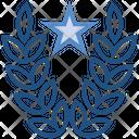 Award Ribbon Star Icon