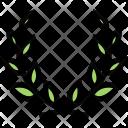Laurel Wreath Culture Icon