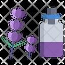 Lavender Oil Medicine Lavender Oil Medicine Icon