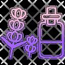 Lavender Oil Medicine Icon