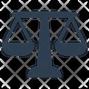 Court Judge Justice Icon