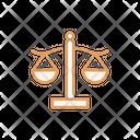 Law Balance Justice Icon