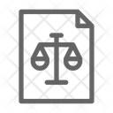 Law File Guide Icon