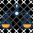 Balance Compare Justice Icon
