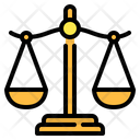 Law Scale Balance Icon