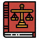 Law Justice Book Icon