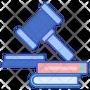 Law Justice Hammer Icon