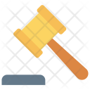 Law Auction Justice Icon