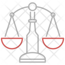 Law Justice Business Icon