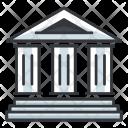Law Bank Building Icon