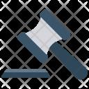 Law Auction Judge Icon