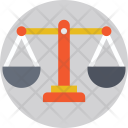 Weighing Scale Balance Icon