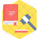 Law Justice Court Icon