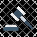 Law Justice Police Icon