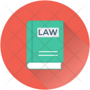 Constitution Law Book Icon