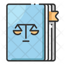 Law Book Order Book Book Icon