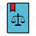 Law Boo Law Book Icon