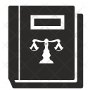 Book Law Issue Icon