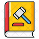Law Book Constitution Book Legal Book Icon