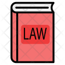 Book Law Constitution Icon