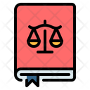 Law Justice Book Icon