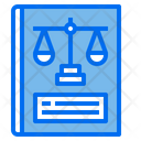 Book Law Education Icon