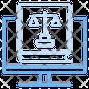 Law Book Book Law Icon