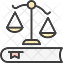 Justice Humanities Law Icon